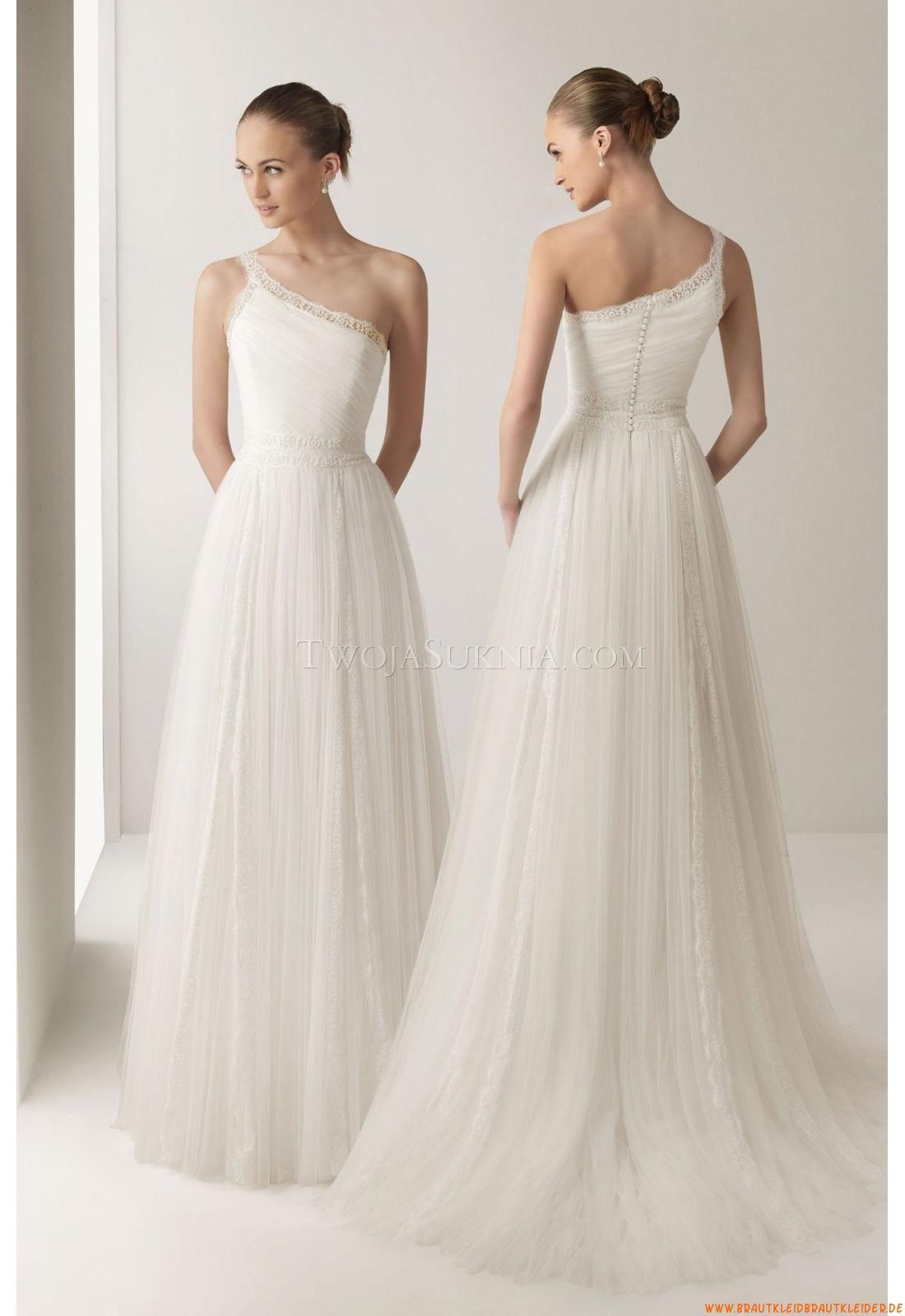 Natürlich Taille Designer Brautkleider 2014 aus Chiffon ...