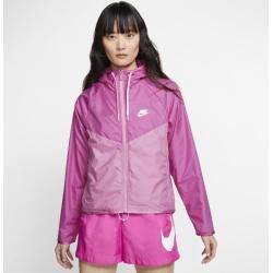 Photo of Nike Sportswear Windrunner Damenjacke – Pink Nike