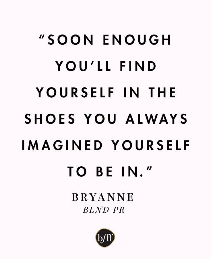 HOW TO LAND YOUR DREAM JOB WITH BRYANNE LAWLESS OF BLND PR   Best Friends For Frosting