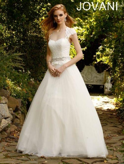 Jovani Designer Wedding Dress Www Finditforweddings Com White