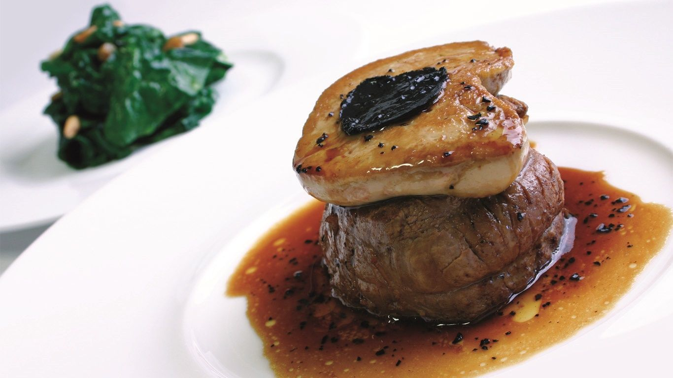 Photo of Filetto alla Rossini.- Rossini style steak