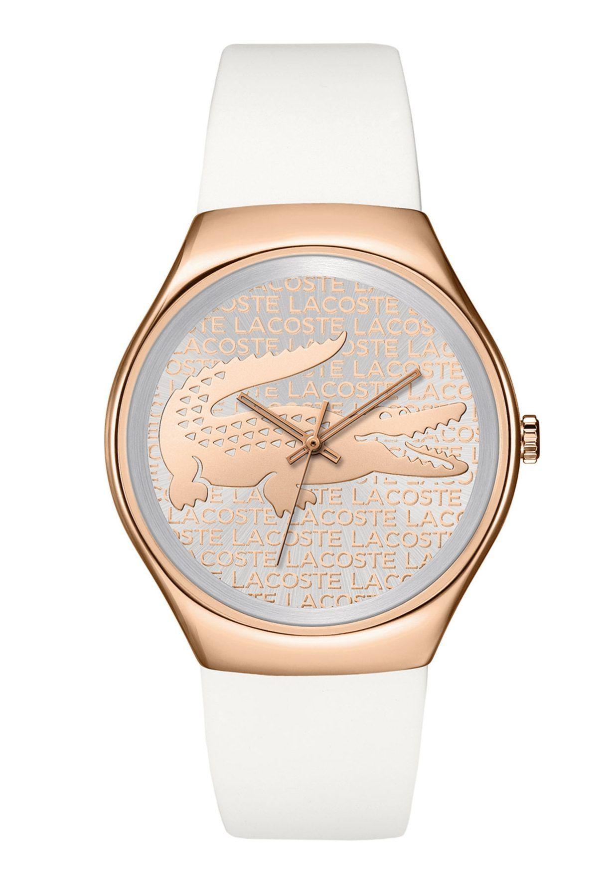 24caa1d65e Por estar de lanzamiento, tenemos este increíble reloj Lacoste para mujer  con el 10% de descuento. ¿Qué estás esperando para tenerlo?