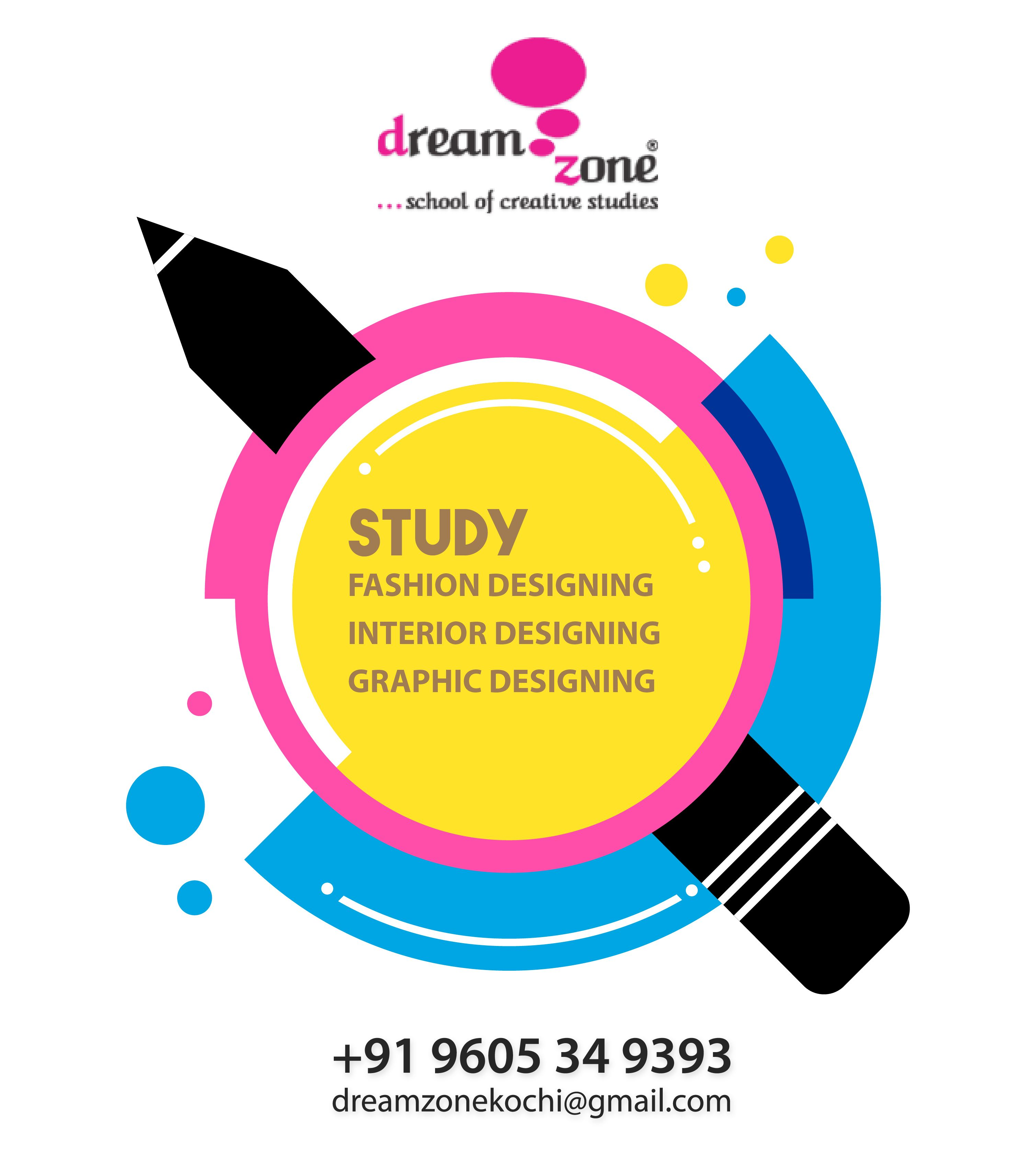 Learn Fashion Designing From India S Leading School Of Creative Studies And Make Your Career Dreams Come T Graphic Design Course Creative Careers Design Course