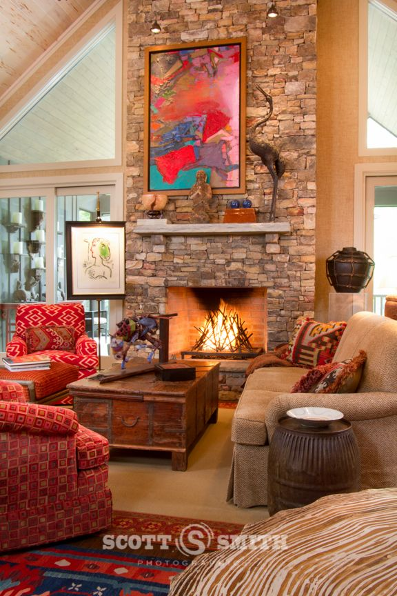 North Carolina Interior Design, Amazing Home In Highlands NC, Photography  By Scott S.
