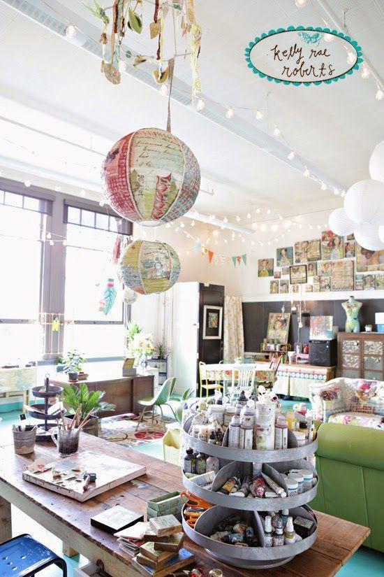 pingl par laurens sur atelier de peinture pinterest atelier artistes et atelier peinture. Black Bedroom Furniture Sets. Home Design Ideas