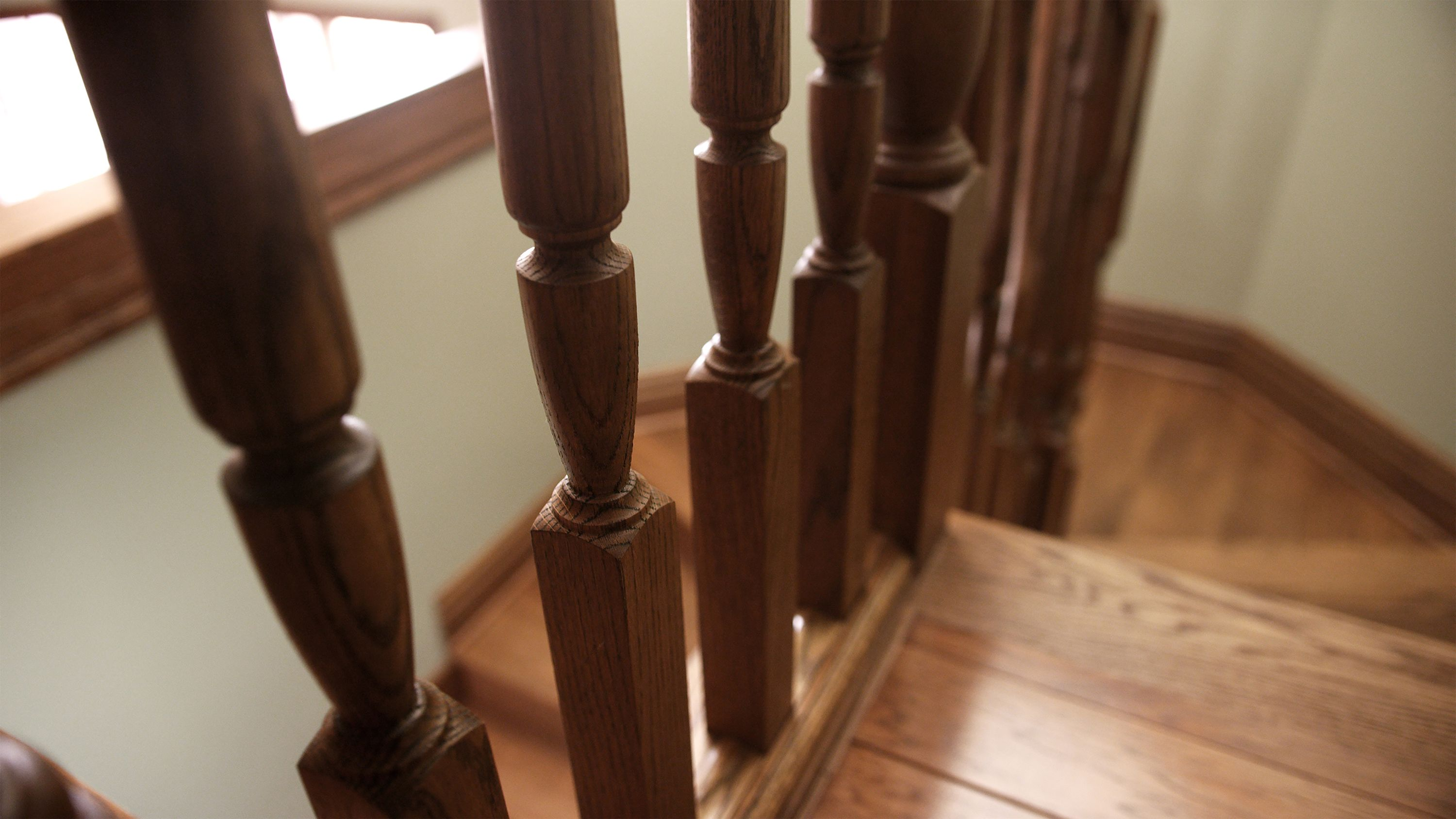 Best Red Oak Bb2005 1 3 4 X 1 3 4 Carolina Balusters 640 x 480