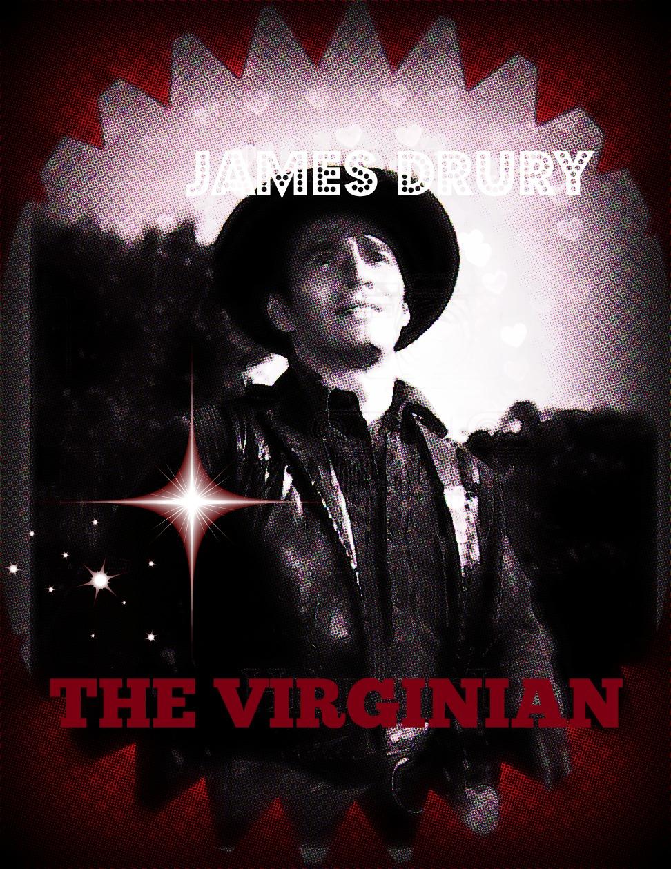 virginian The virginian, James drury, Doug mcclure