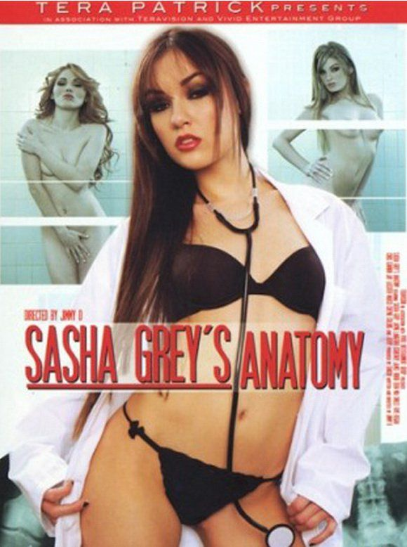 Sasha Greys Anatomy Anatomy Sasha Gray And Gray