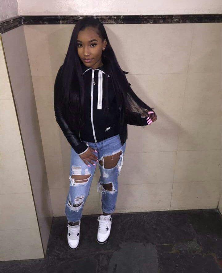 Black teen ghetto