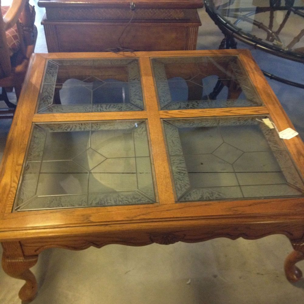 Used Solid Wood Coffee Table: Coffee Table Restoration In 2019