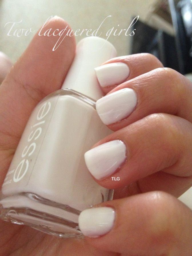 Essie marshmallow | Nails | Pinterest | Essie marshmallow, Nail nail ...