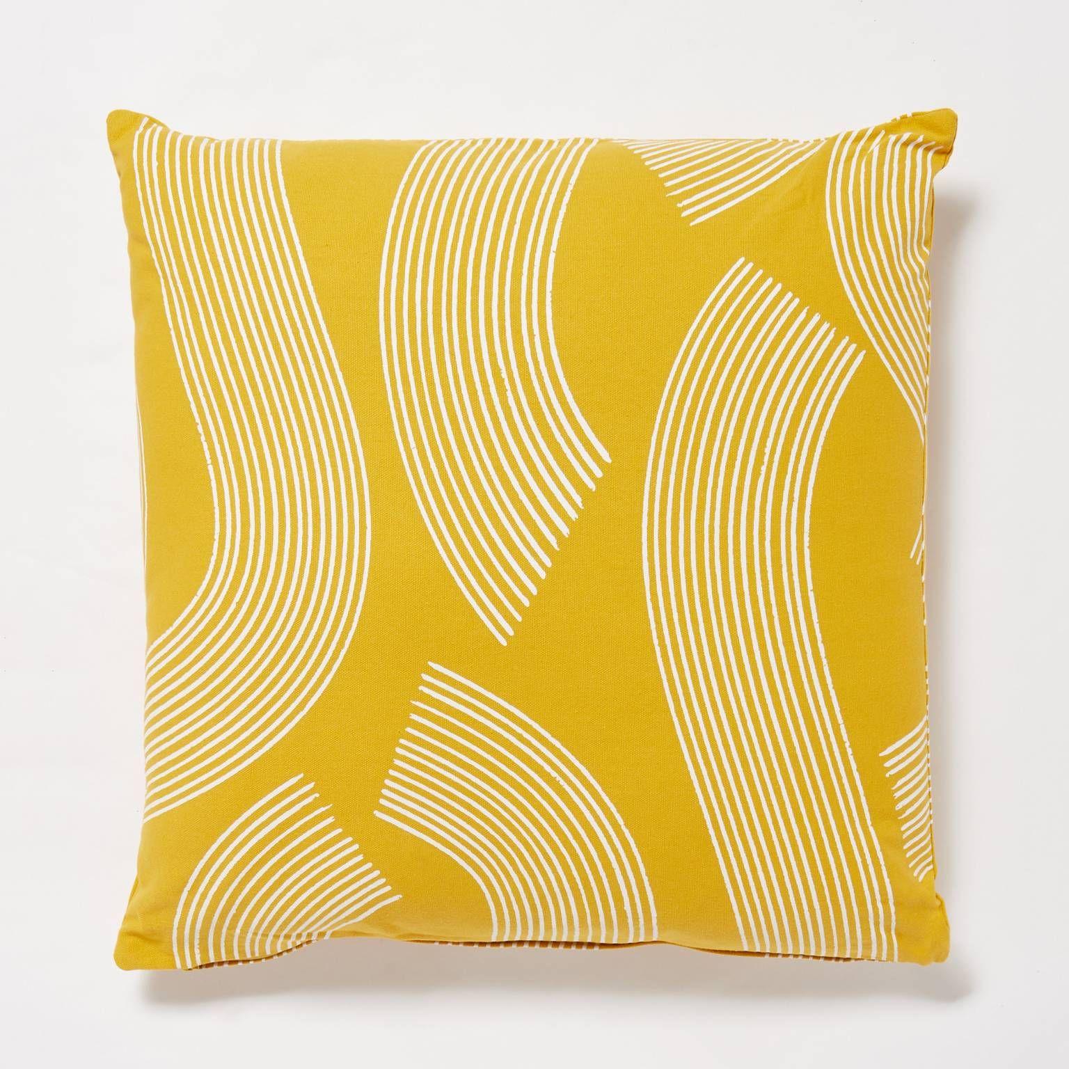 Cushions, Swirl pattern, Throw pillows