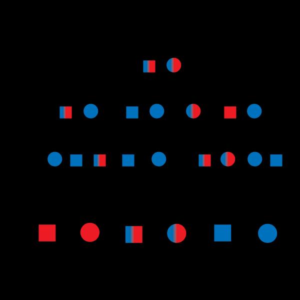 File Autosomal Recessive Pedigree Chart Svg Pedigree Chart Genetics Chart