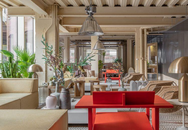 Broken Wharf London Apartment / Grzywinski+Pons in 2020