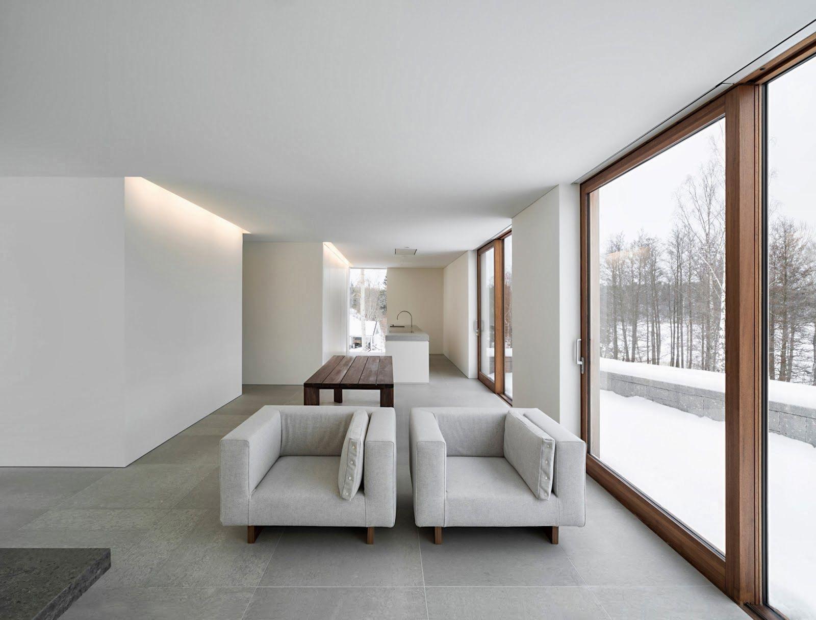 Amedeo liberatoscioli consigli utili arredare in stile for Soggiorno minimalista