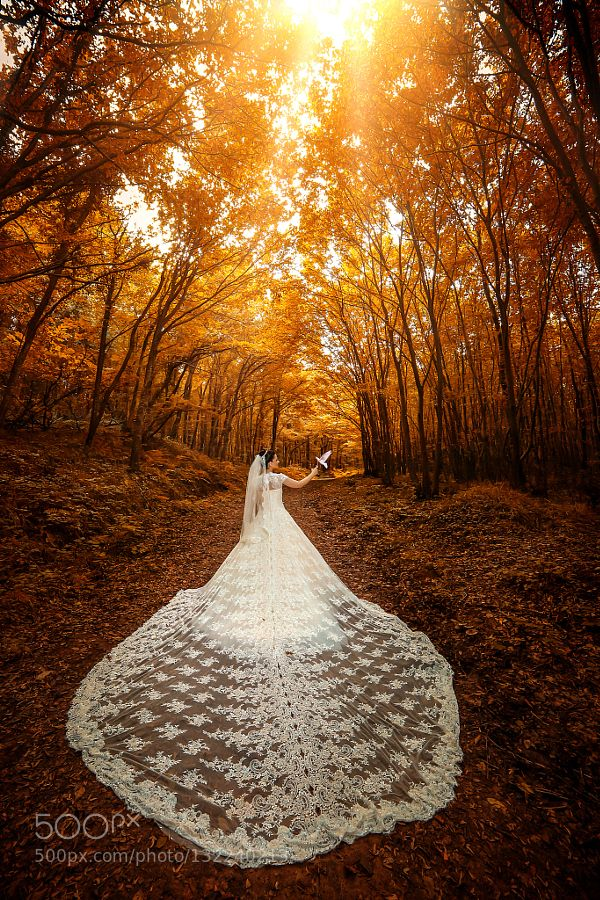 Bride by zgrAslan