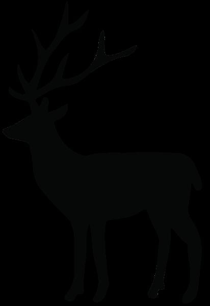 Deer Silhouette Png Transparent Clip Art Image Animal Silhouette Deer Silhouette Silhouette Clip Art