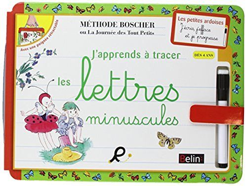 Ardoises Boscher - Les lettres minuscules | Lettre ...
