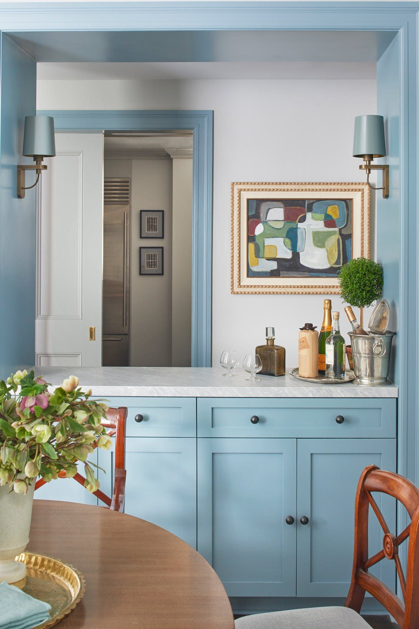 Whitby in 2020 | Dining corner, Urban electric, Kitchen ... on Corner Sconce Shelf Cabinet id=20636
