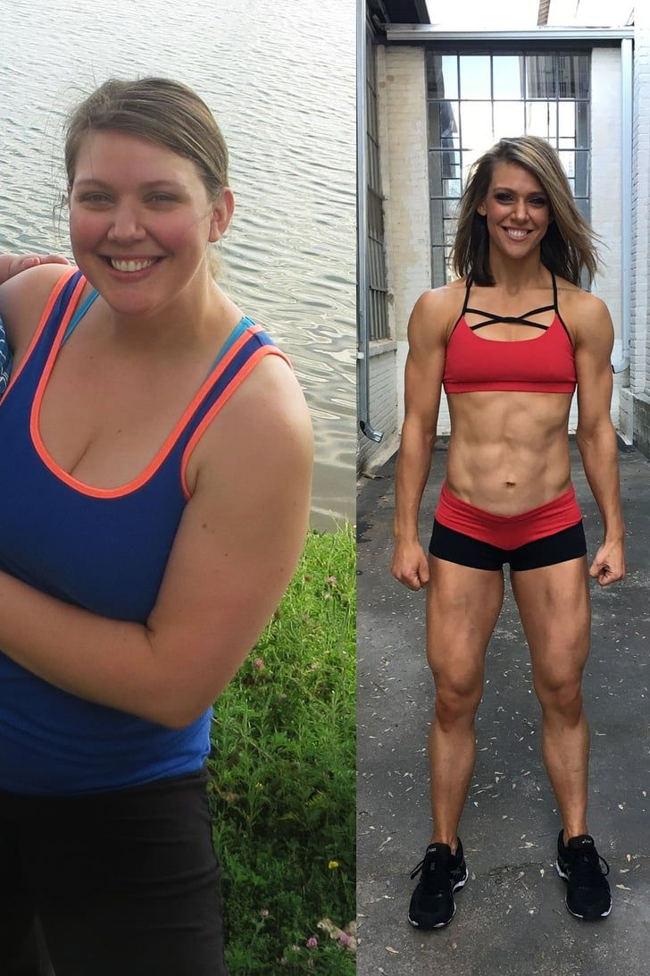 Brianna Lost 100 Pounds in 1 Year and Shares Her 7 Weight-Loss Tips -   8 1 year fitness Transformation