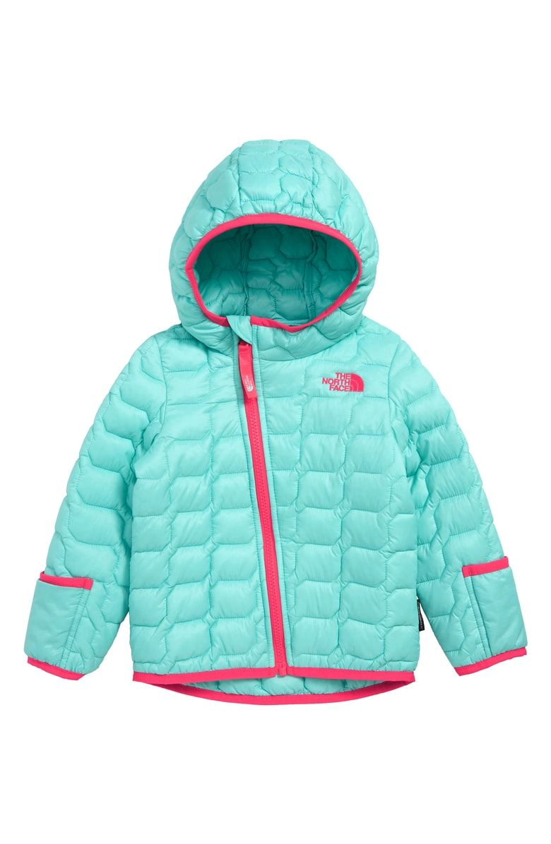 The North Face Thermoball Hooded Jacket Baby Nordstrom Hooded Jacket The North Face Jackets [ 1196 x 780 Pixel ]