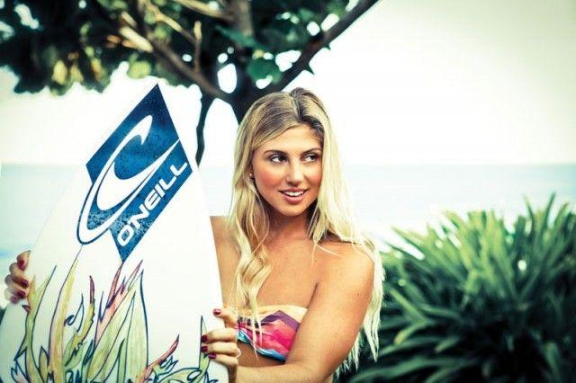 bikini, swimsuit, hawaii, surf, beach