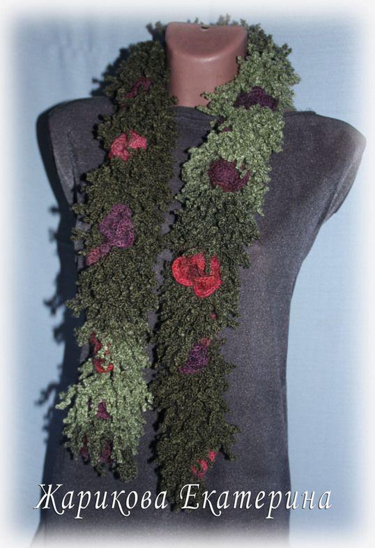 Шапочки, шарфы, накидки, шали Шапочки, шарфы, накидки, шали #750