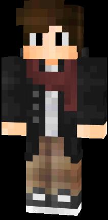Boy With Red Scarf Around His Neck That Makes Him Cute Nova Skin Minecraft Skins Minecraft Skins Boy Red Scarves