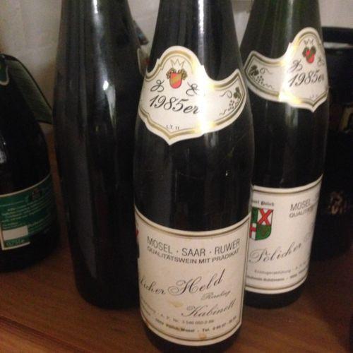 Mosel Saar Ruwer Wein 1985 er !!sparen25 , sparen25de - die besten küchengeräte