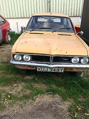 Vauxhall Viva Hc Estate Cls Barn Find Restoration Project Classic Car