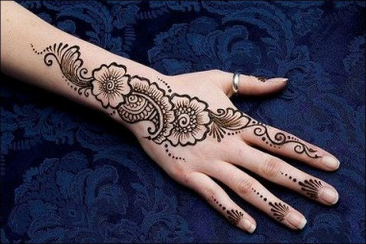 Mehndi Designs Khaleeji : Khaleeji mehndi designs awesome that are trending