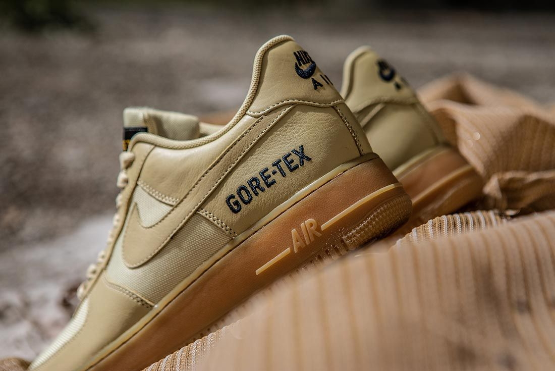 Exclusive Look: Nike's GORE TEX Air Force 1 Collection
