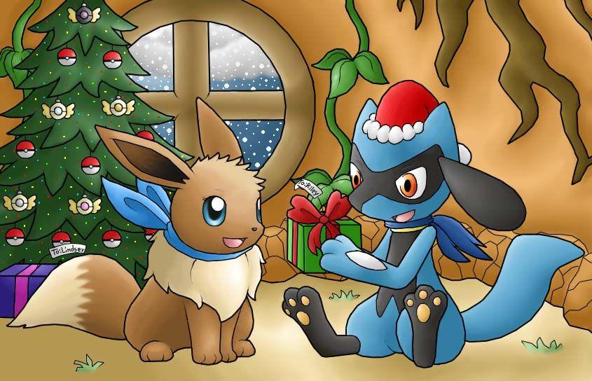 PMD Sky Christmas by PokemonMasta on deviantART | Favorite Pokemon ...