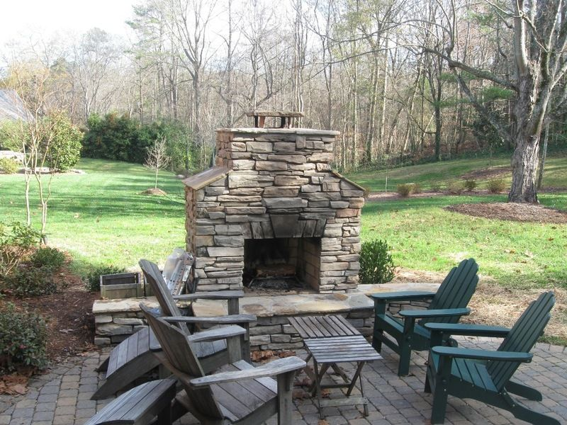 Outdoor Fireplaces And Patios Small Patio Fireplace Ever