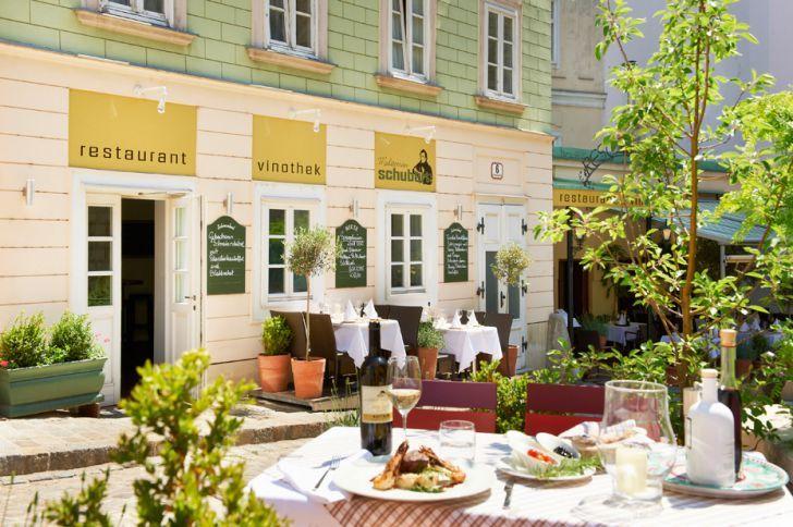 Wiener Küche Restaurants 1 Bezirk | Das Leben Geniesst Man Idealerweise Im Gastgarten Des Restaurants