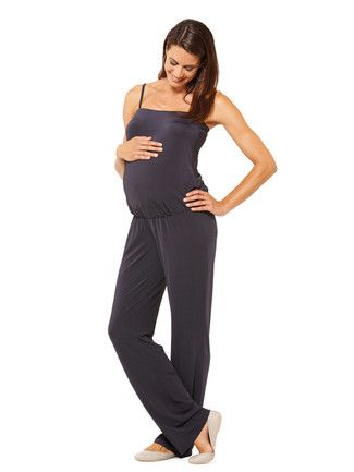 NR. 7357-DL Overall & Top - Umstandsmode Overall - Top 7357 - Gr. 32 ...