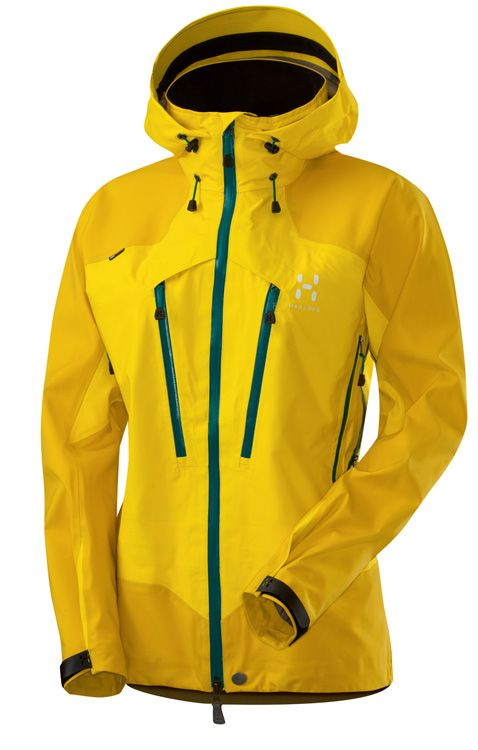 Haglofs Spinx Q Jacket This Jacket Was Created To Carry On The Trail Set By The Spitz Q With Its Three Layer Gore Tex Outdoor Wear Breathable Jacket Jackets