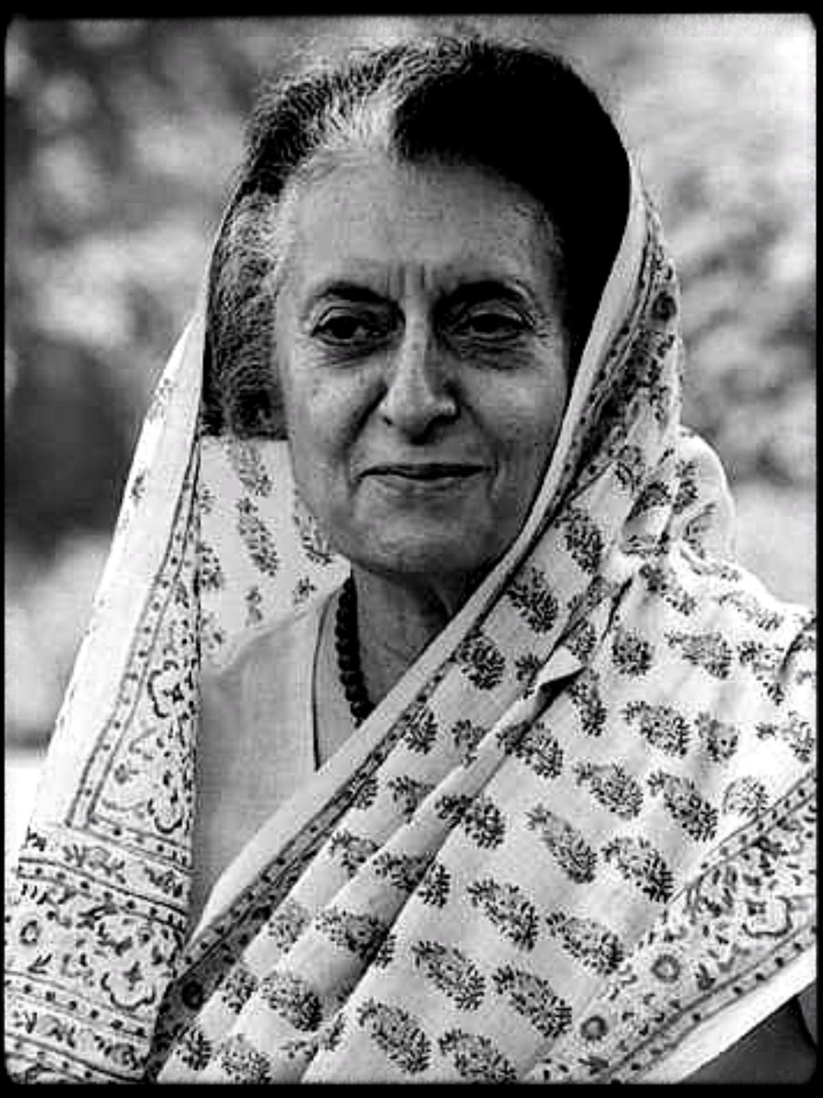Indira Priyadarshini Gandhi (née Nehru; 19 November 1917 – 31 October 1984) was the third Prime Minister of India and a central figure of the Indian National Congress party.
