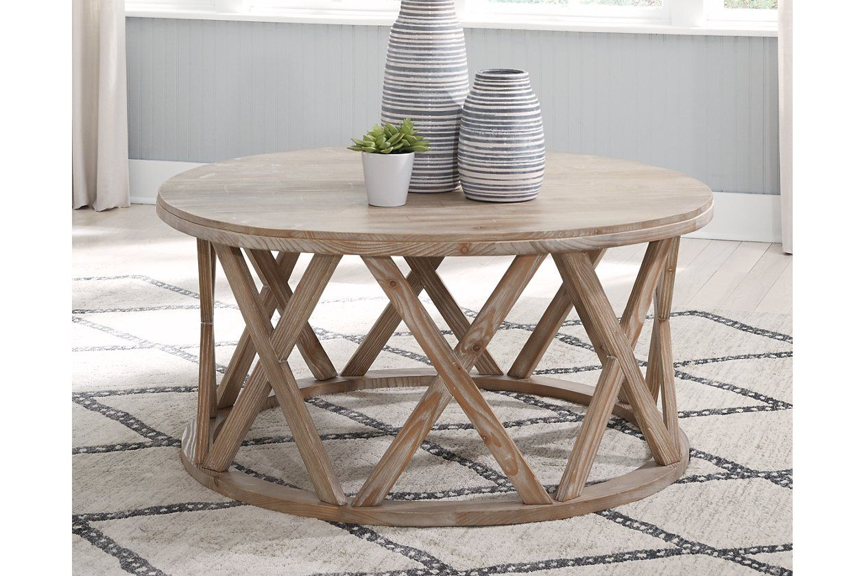 Glasslore Coffee Table Ashley Furniture Homestore Coffee Table Farmhouse Round Coffee Table Coffee Table [ 840 x 1260 Pixel ]