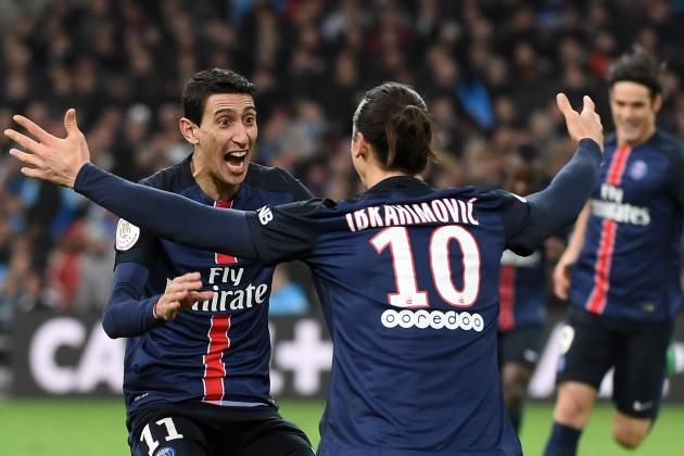 Marseille Vs Psg Winners And Losers From Ligue 1 Game