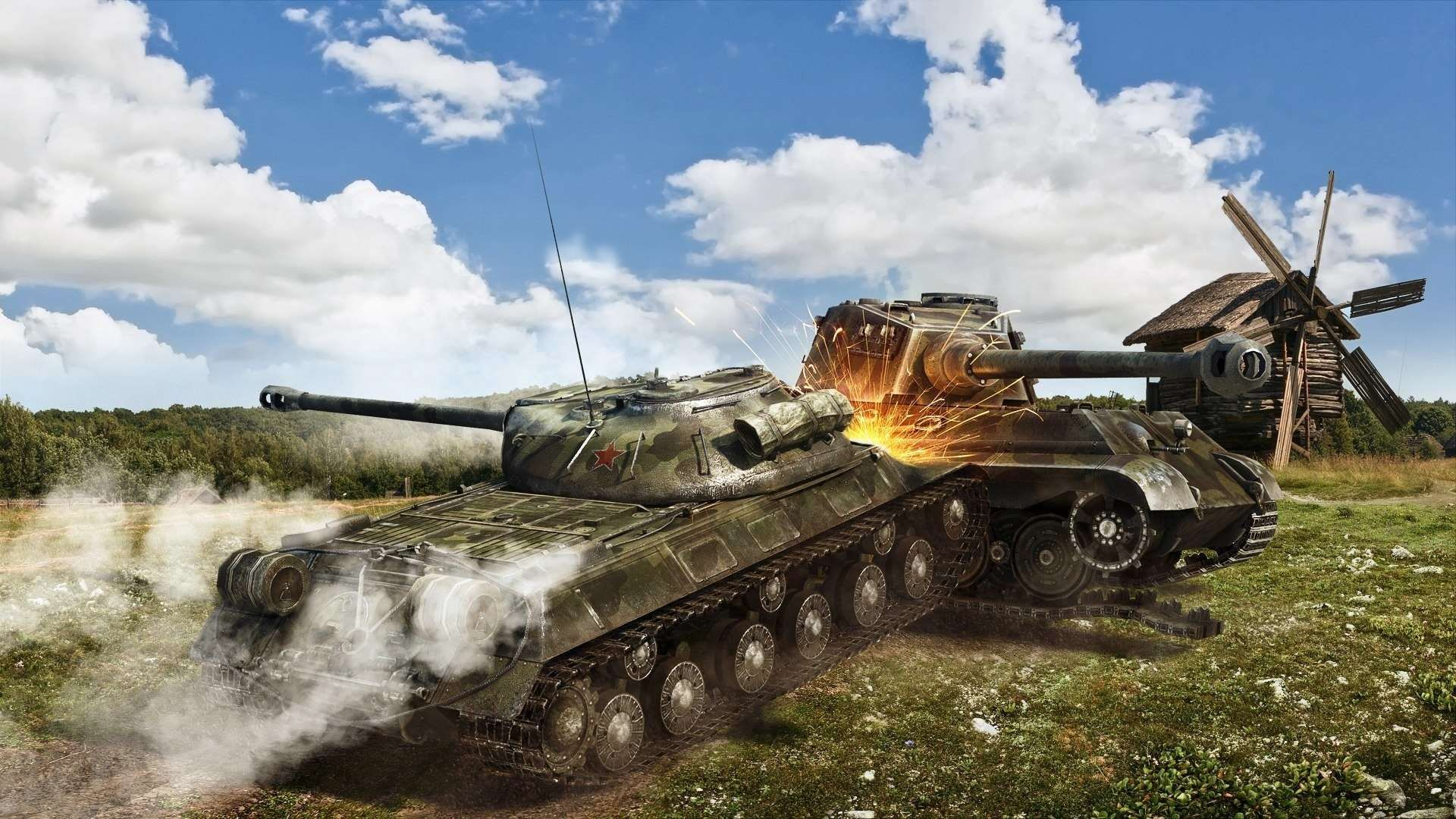 World Of Tanks King Tiger Wallpapers Hd Download