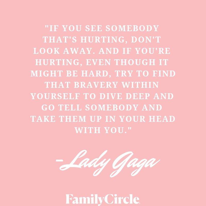 Lady Gaga's 2019 Grammys speech was so inspiring! quotes