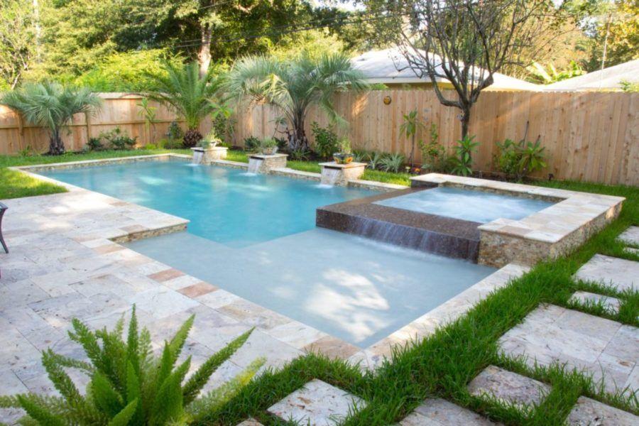 Custom Swimming Pools Built in Houston, TX | Swimming pool ...