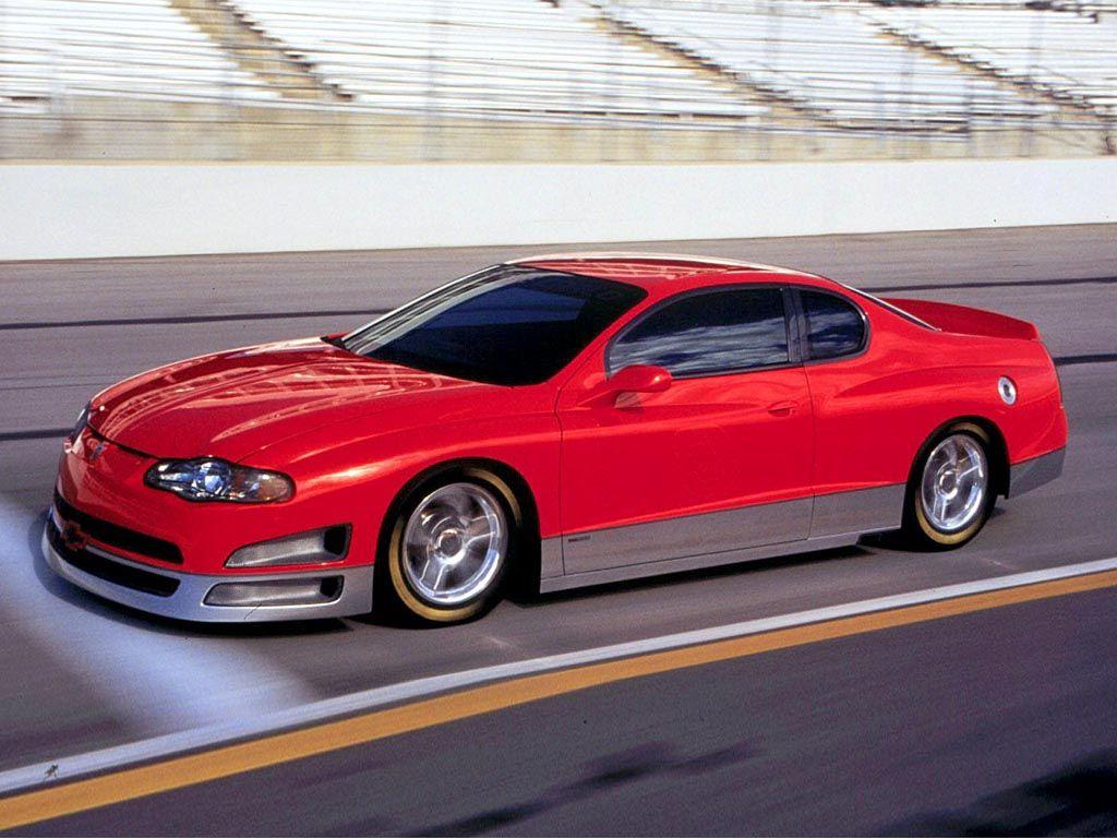 Chevrolet Monte Carlo Intimidator Concept 1998