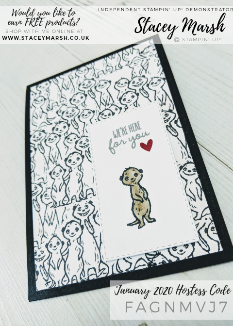 Stampin' Up! The Gang's All Meer Stamp Set
