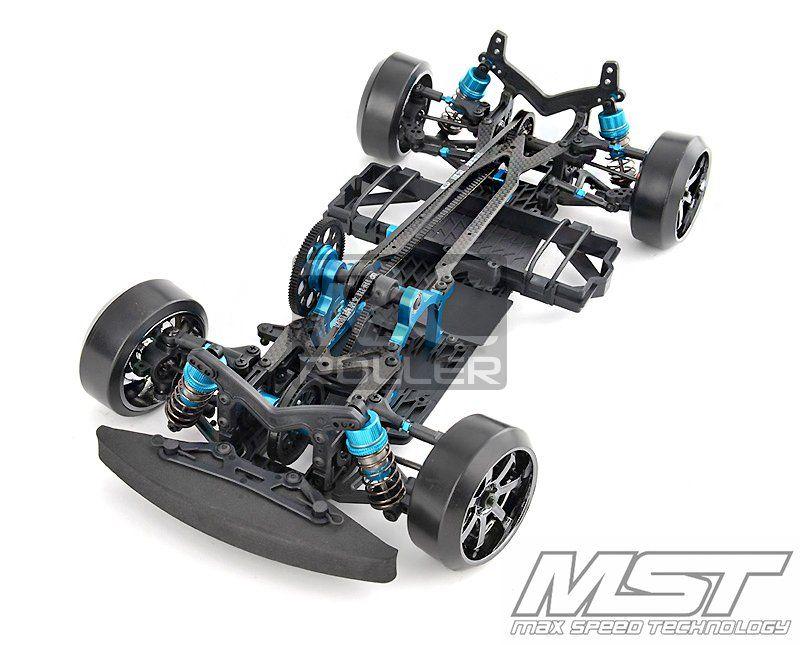 Mst Ms 01d Pro 4wd Drift Car Chassis Kit Rcroller Com 1 10 Rc