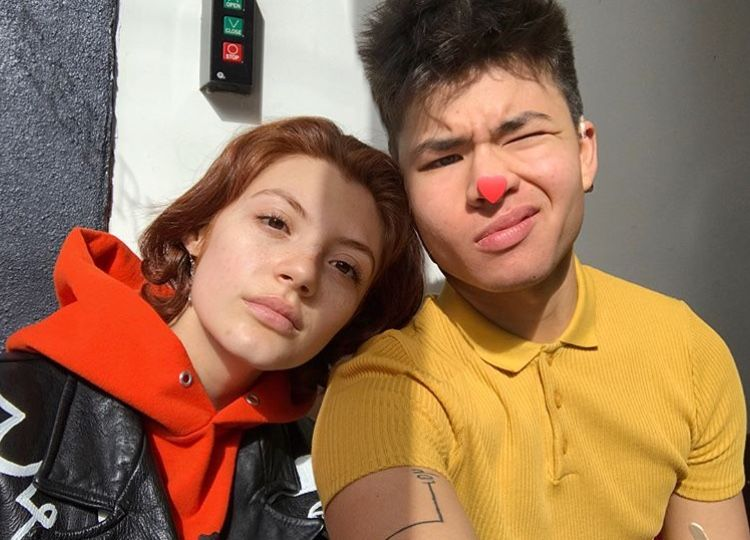 I Love Maryv N Chella Man Cute Couples Couple Goals