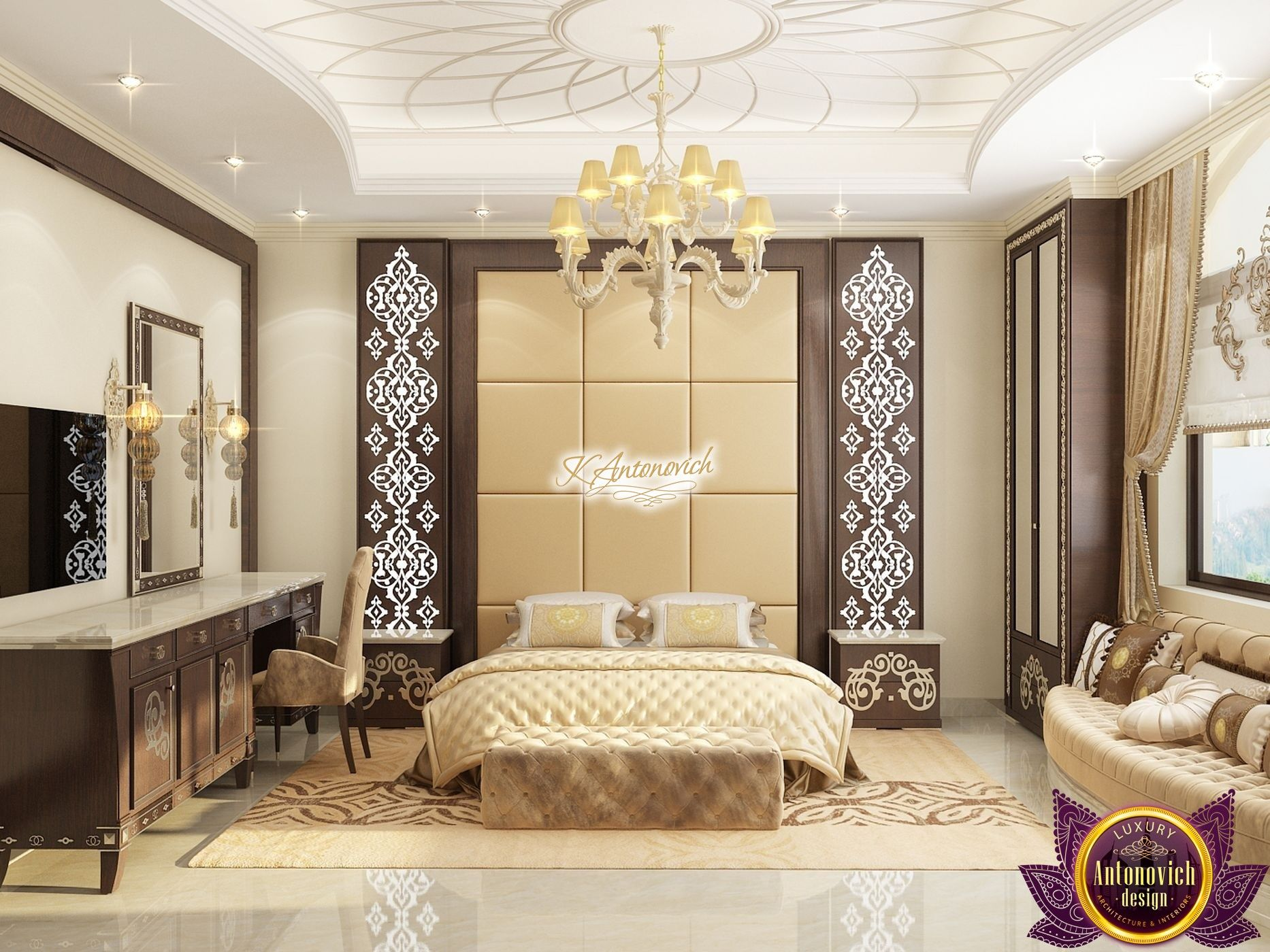 Modern Villa Al Ain Offering A Highly Personalized Bespoke Service,