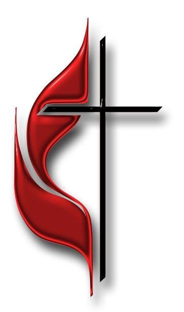 methodist cross and flame church family and my faith will always be rh pinterest com