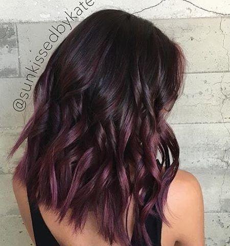 Nouvelle Couleur De Cheveux Idees Et Tendances Pour 2017 Hair Styles Hair Color Dyed Hair